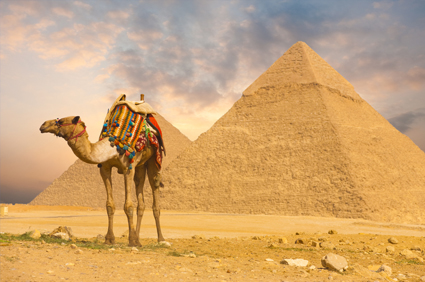 Great-Pyramids-of-Giza-in-Egypt