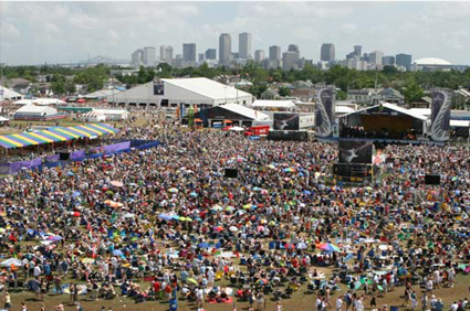 New Orleans Jazz and Heritage Festival
