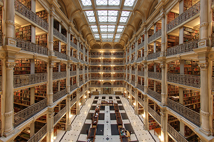 George-Peabody-Library-Maryland-USA