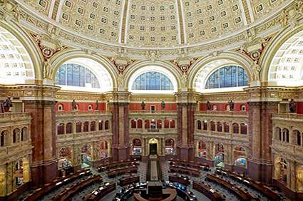 Library-of-congress-washington-dc-USA