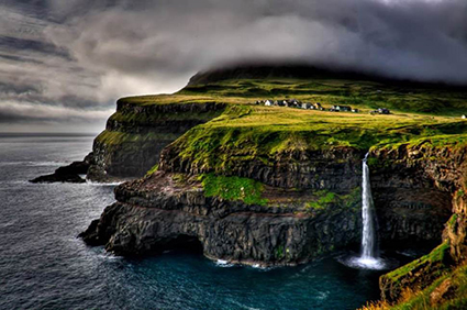 Gasadalur-Village-Faroe-Islands