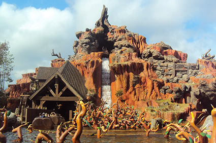 Splash-Mountain