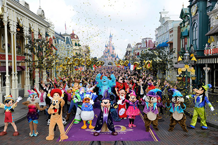 Disney-Magic-on-Parade