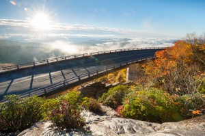 Blue Ridge Parkway, Carolinas and Virginia