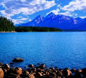 Yellowstone Lake, Wyoming