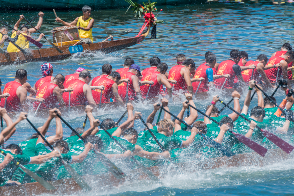 Dragon Boat Festival, Hunan province, China