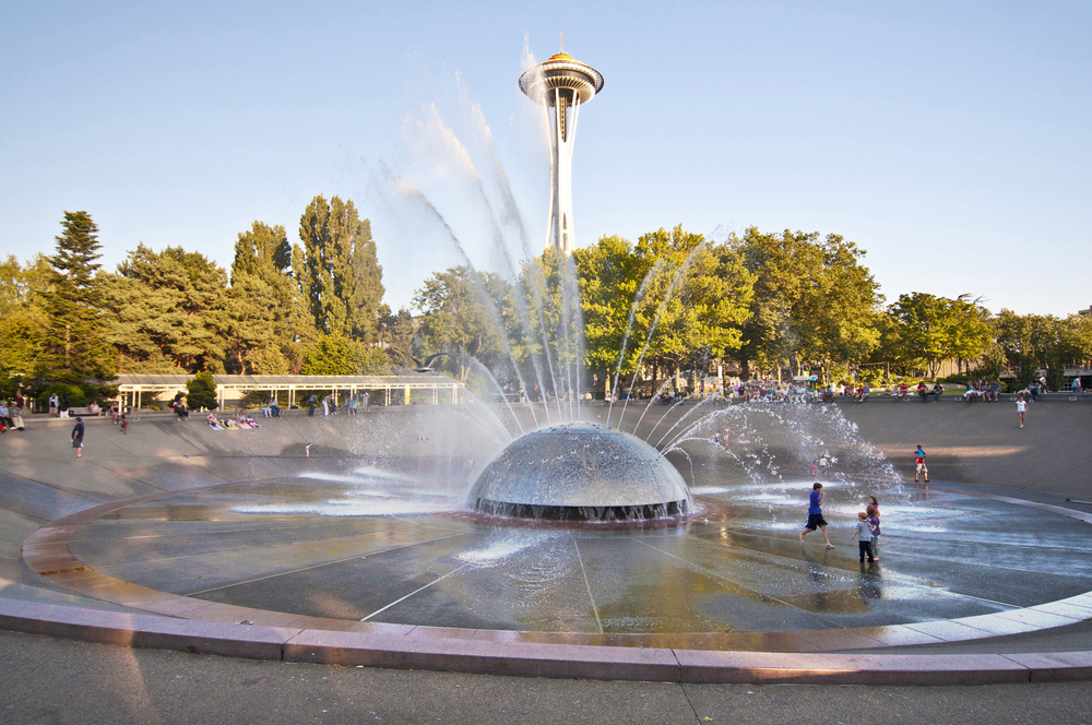 Cal Anderson Park, Seattle