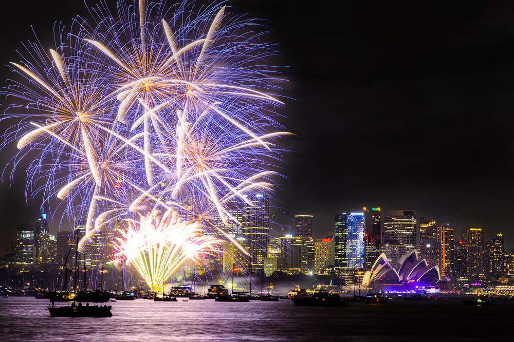 New Year Eve, Sydney