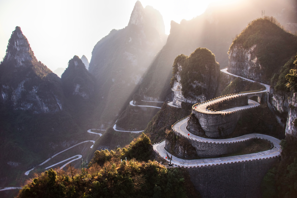Tianmen Mountain, Hunan