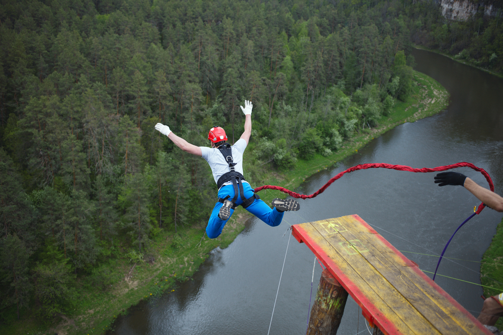 Top 5 Bungee Jumps around the World