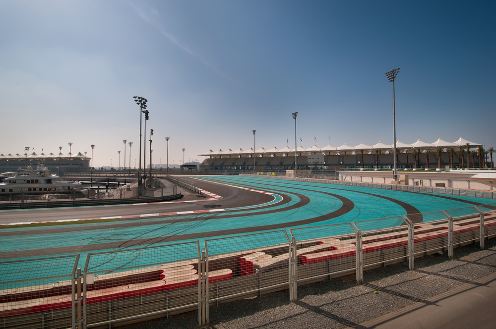 Abu Dhabi Grand Prix, UAE