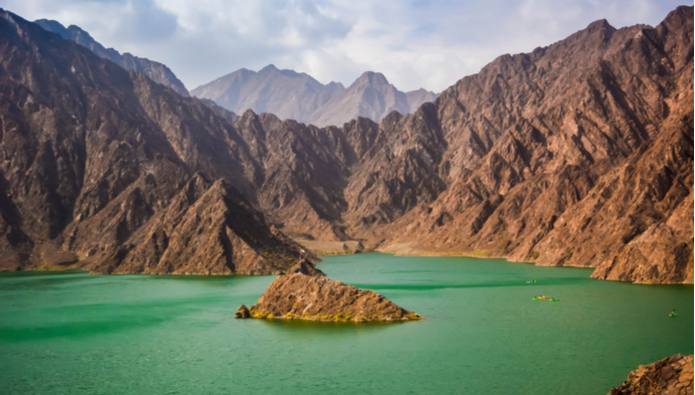 Jade Water Springs of Hatta